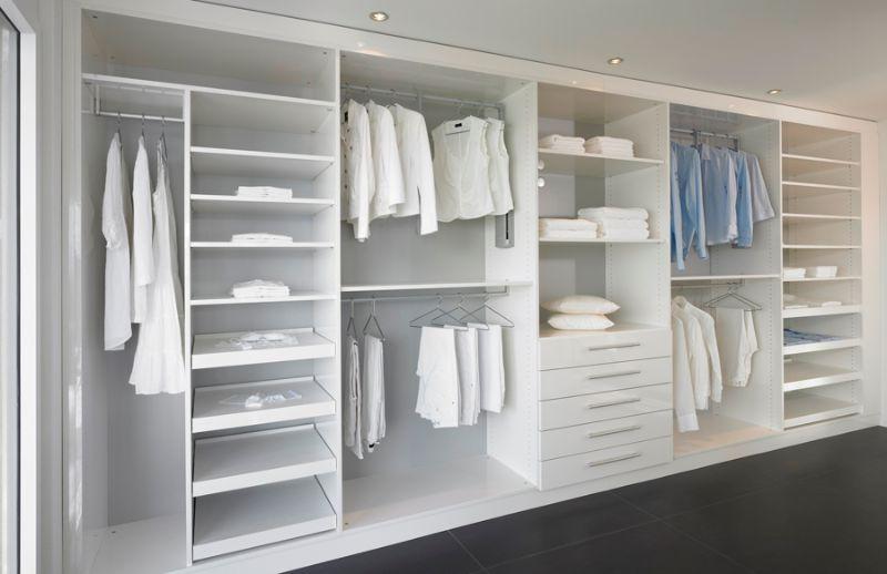 Begehbarer Kleiderschrank - Alpnach Norm DIY Pinterest