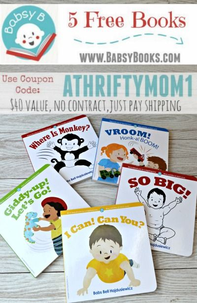 free baby books online