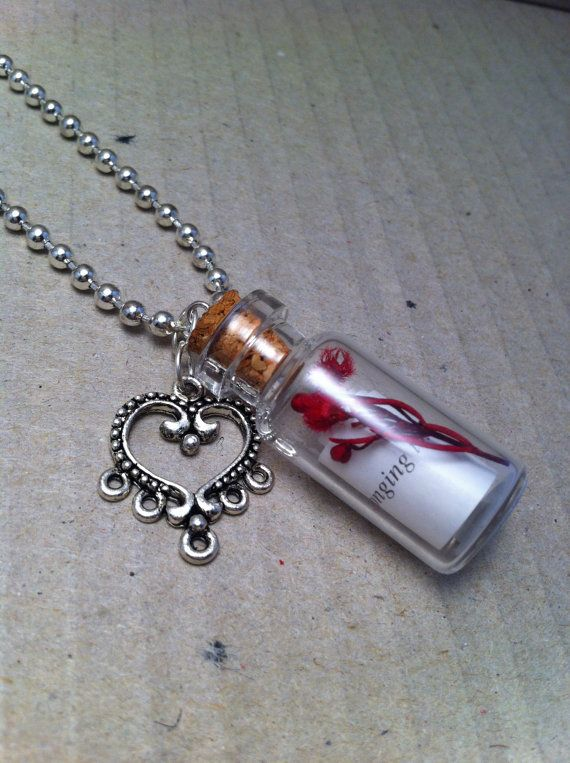 Wisdom necklace