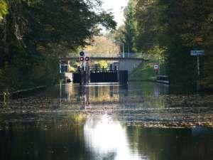 Storkower Gewässer (SkG) Schleuse Kummersdorf
