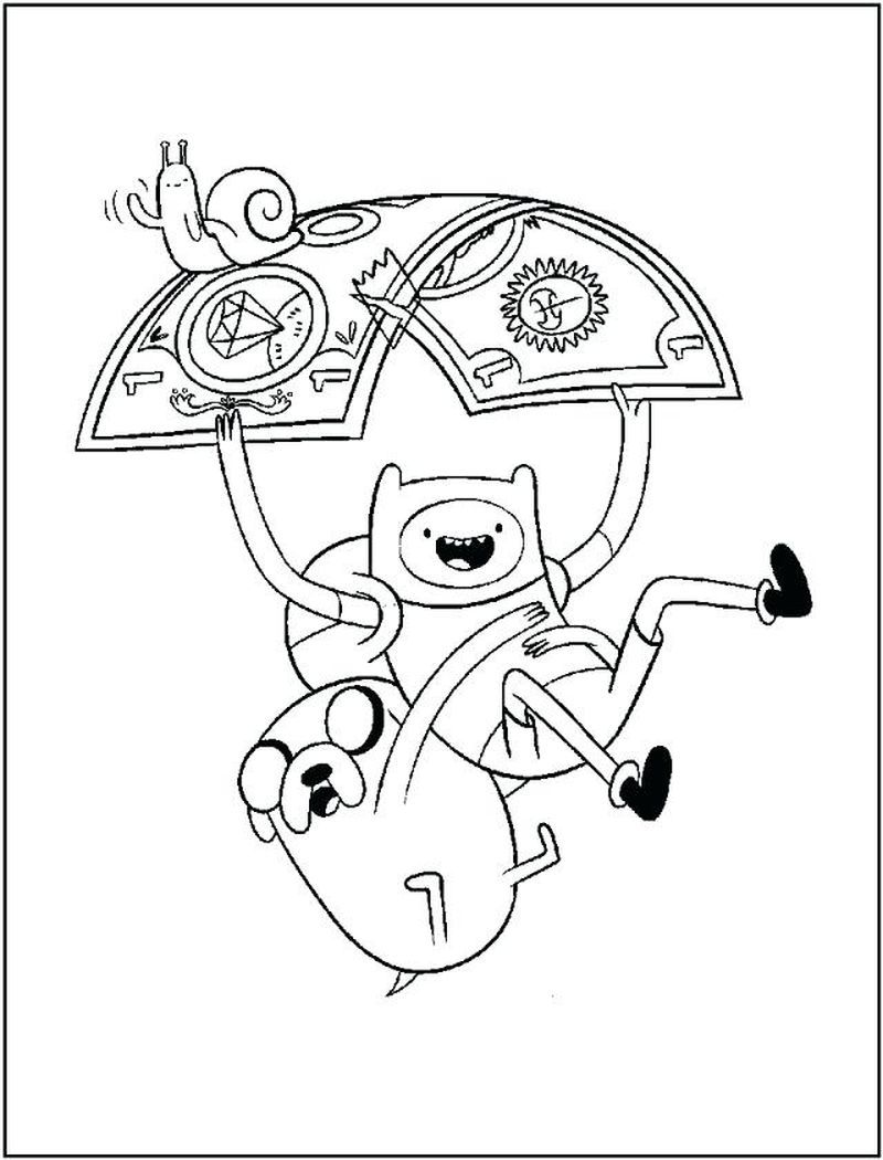 Finn And Jake Adventure Time Coloring Pages In 2020 Adventure Time Coloring Pages Coloring Books Coloring Pages