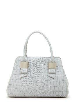 Dream closets · Ivanka Trump Handbags Blair Crocodile Print Handbag
