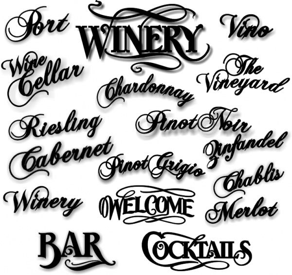 Wine Signs Decor Amazing Cocktail And Wine Signs  Made In The Usa  Wine Gifts Decorating Design