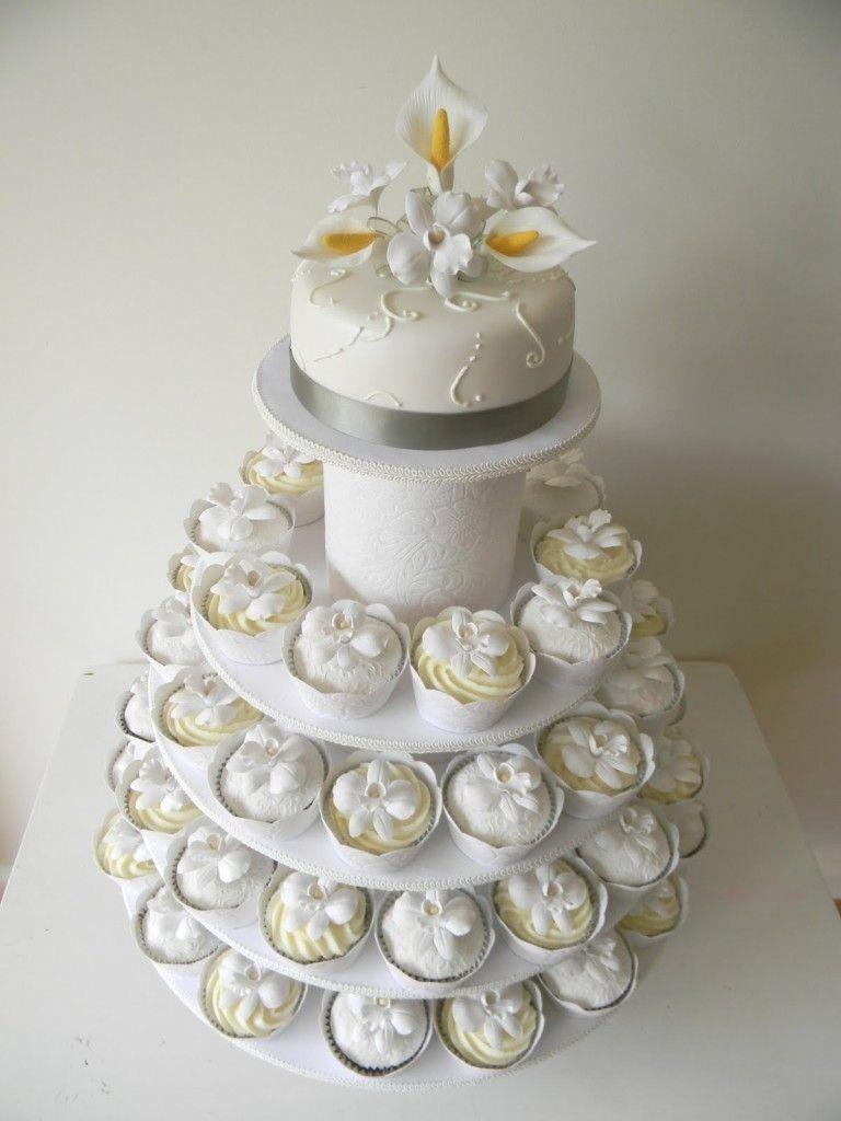 Simple diy wedding cake designs x easy wedding cake ideas