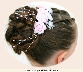 Flower Hairstyles Wedding And Bridal Hairstyle Ideas For S View Pictures Young Hair The Older