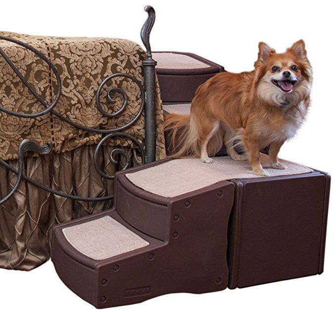 Best Pet Gear Easy Step Bed Stair For Cats Dogs With Storage 640 x 480