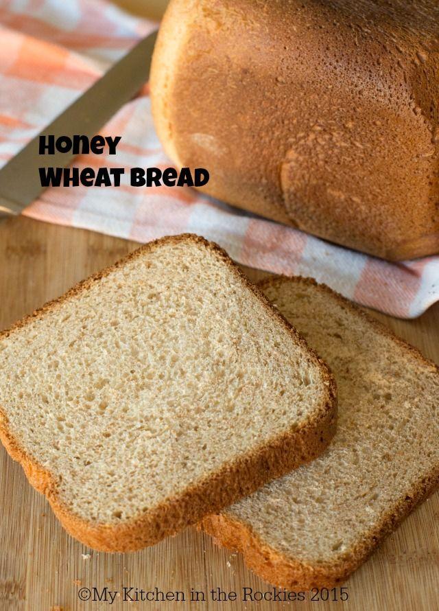 Honey Buttermilk Whole Wheat Bread Recipe With Images Honey Buttermilk Bread Buttermilk Bread Honey Wheat Bread