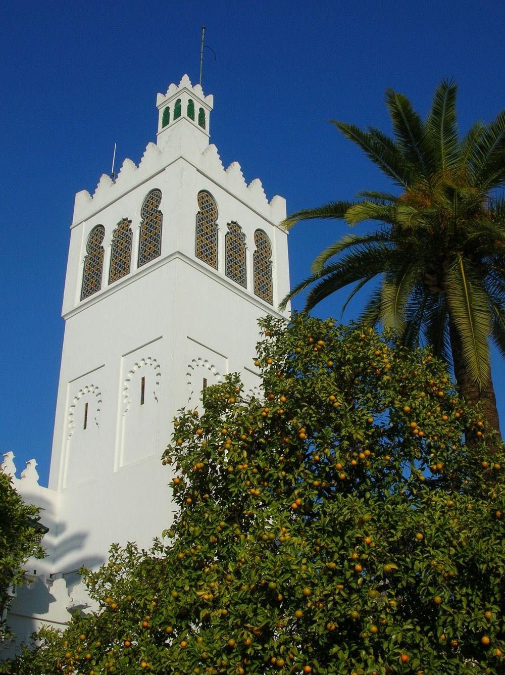 Torre del pabellón de Marrruecos de la expo de 1929, Sevilla
