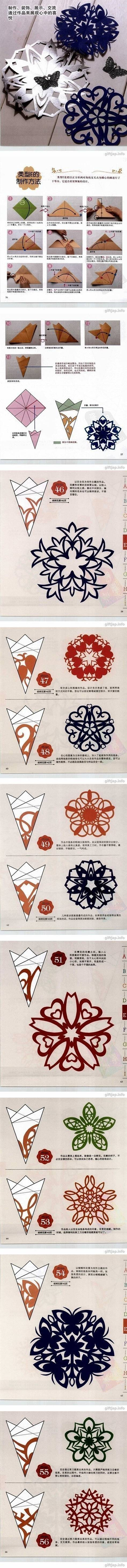 DIY Chinese Paper Cutting