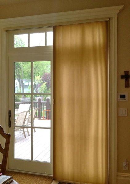 Veriglide Sliding Patio Door Shade Decorating Pinterest Door