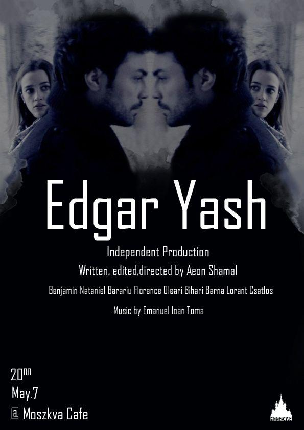 Edgar Yash independent production @ Moszkva Café #Oradea