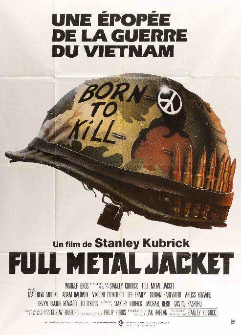 Full Metal Jacket 1987 Original Movie Posters At Original Film