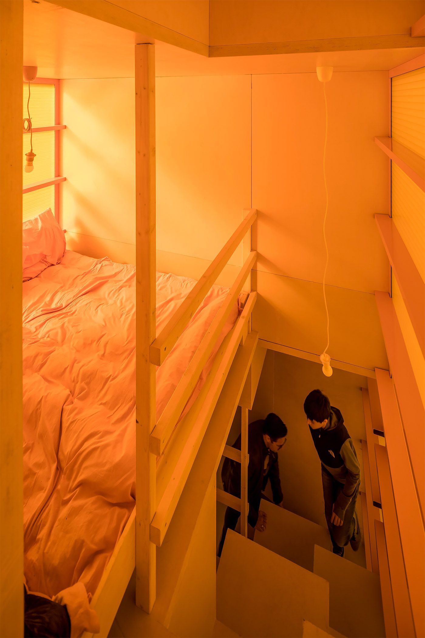 (W)ego Hotel: Concept by MVRDV & The Why Factory – Inspiration Grid | Design Inspiration #architecture #art #artinstallation #building #hotel #inspirationgrid