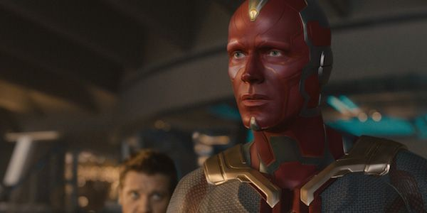 Comic Fans Will Be Able To Guess What Vision Is Going To Do In Civil War
