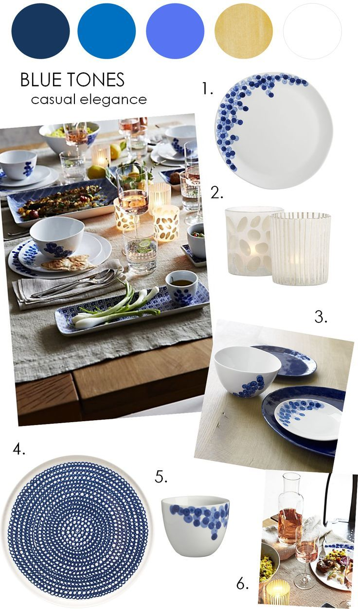 Creative Entertaining Ideas From Crate And Barrel Pinterest