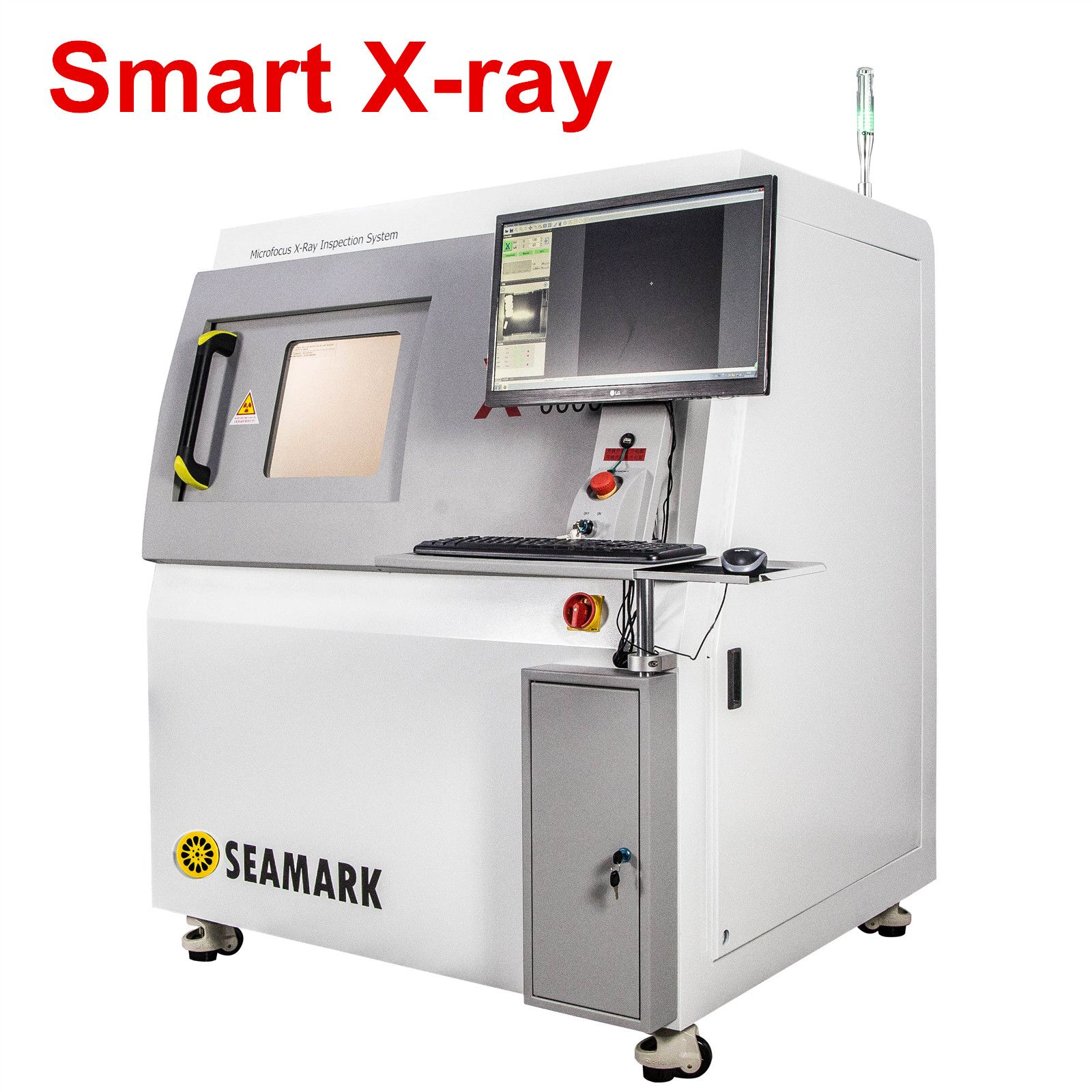 Introduction Of Seamark Xraymachinex6600 X6600 Xray Machine Is A