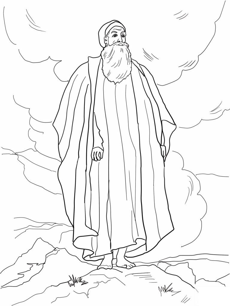 Free Printable Moses Coloring Pages For Kids Sunday School Coloring Pages Bible Coloring Pages Coloring Pages