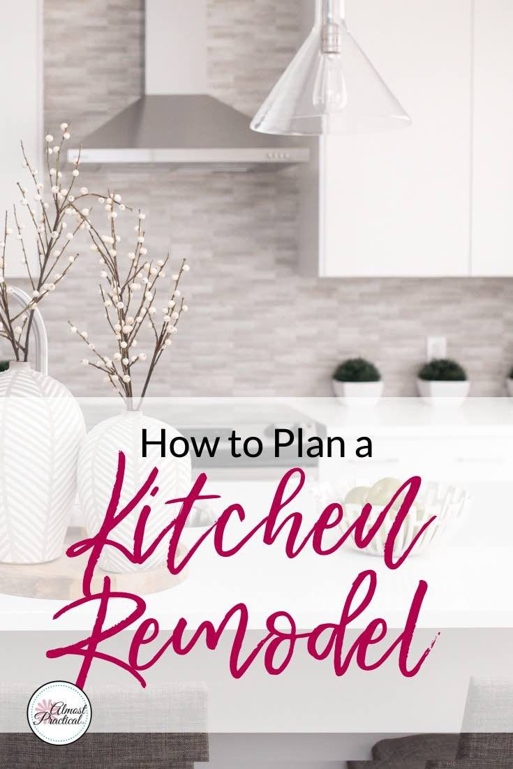 How To Plan A Kitchen Remodel These Are The Steps I Am Taking - Steps for kitchen remodel