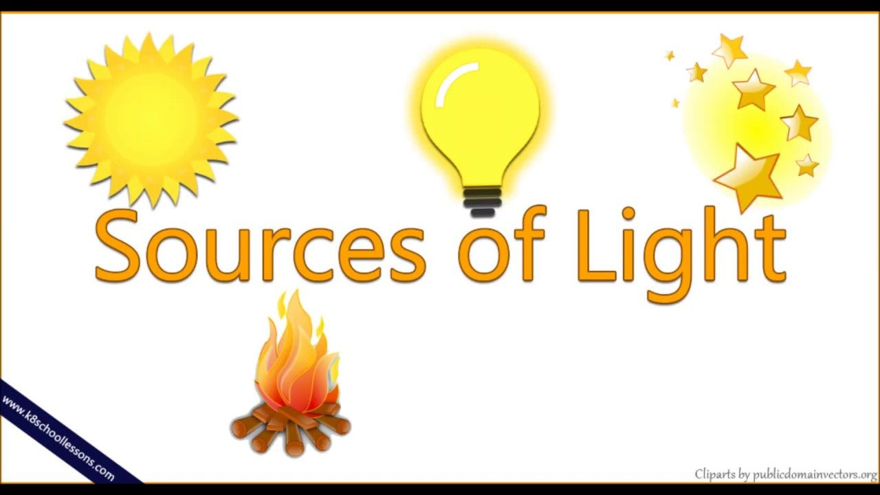 Sources Of Light Light Sources Reflectors Of Light In 2021 Light Science Natural Sources Of Light Light Activities [ 720 x 1280 Pixel ]