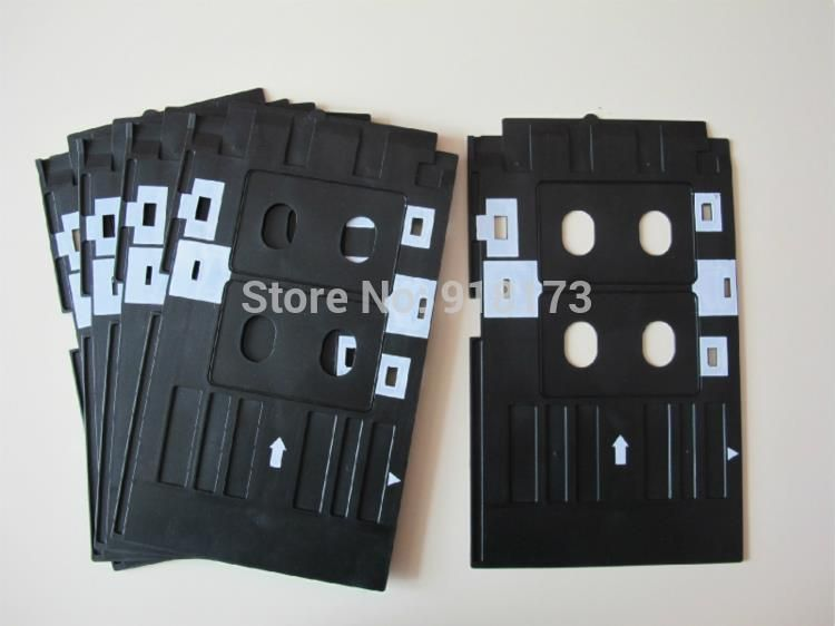Visit To Buy Inkjet Pvc Card Tray For Epson R260 R265 R270 R280 R285 R290 R380 R390 Rx680 T50 T60 A50 P50 L800 L801 Px635 Px650 Px660 Adver Pvc Inkjet Epson