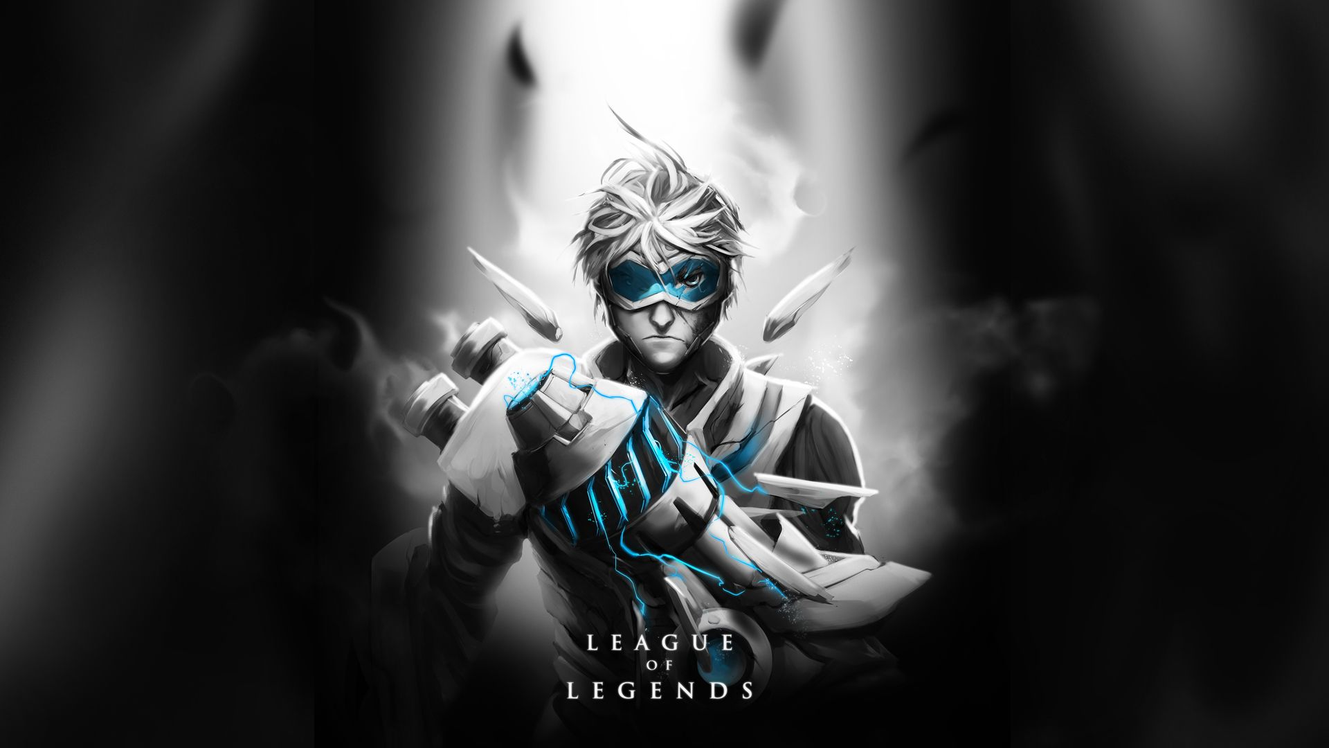 League Of Legends Ezreal Wallpapers High Resolution Is