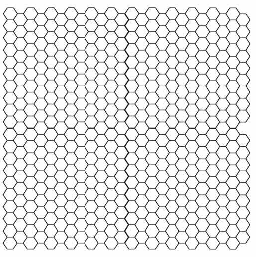 35+ Hexagon patterns information