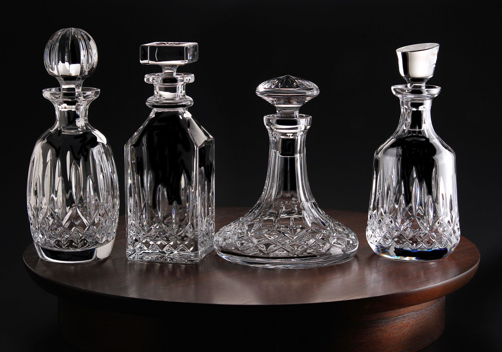 Dating crystal decanters