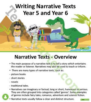6+ Narrative Writing Samples and Templates - PDF