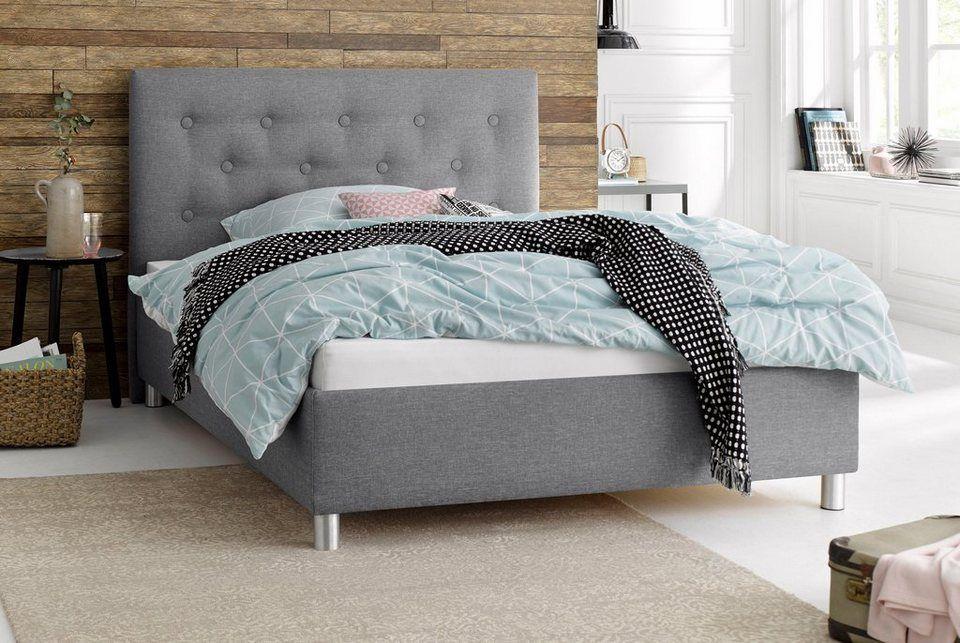 Maintal Polsterbett, auch mit Bettkasten erhältlich online
