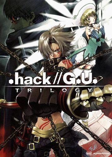 Hack G U Trilogy Dvd 2008 Best Buy Anime Dvd Anime Animes To Watch