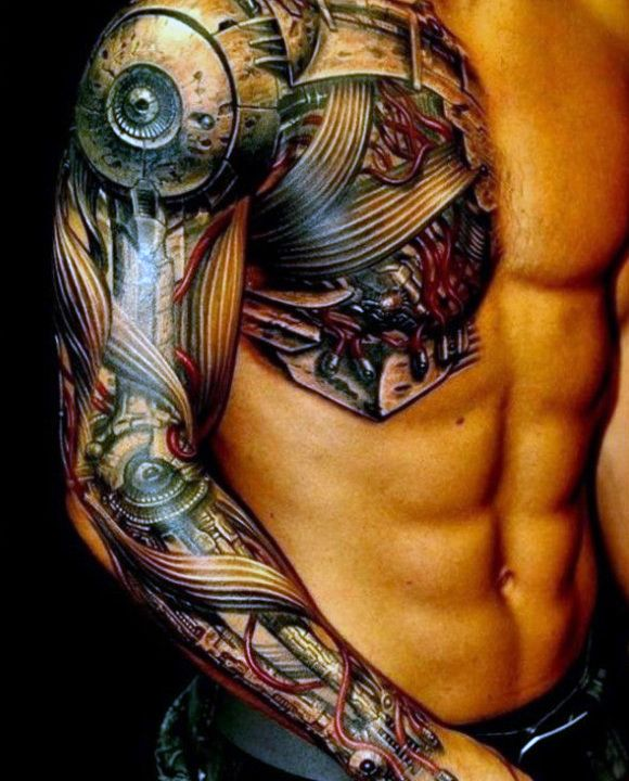 Biomechanical Sleeve For Men