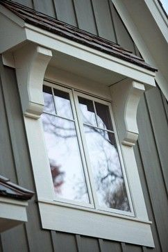 Pin By Michele Clark On Home Ideas Exterior Window Trim Exterior House Exterior Cottage Exterior