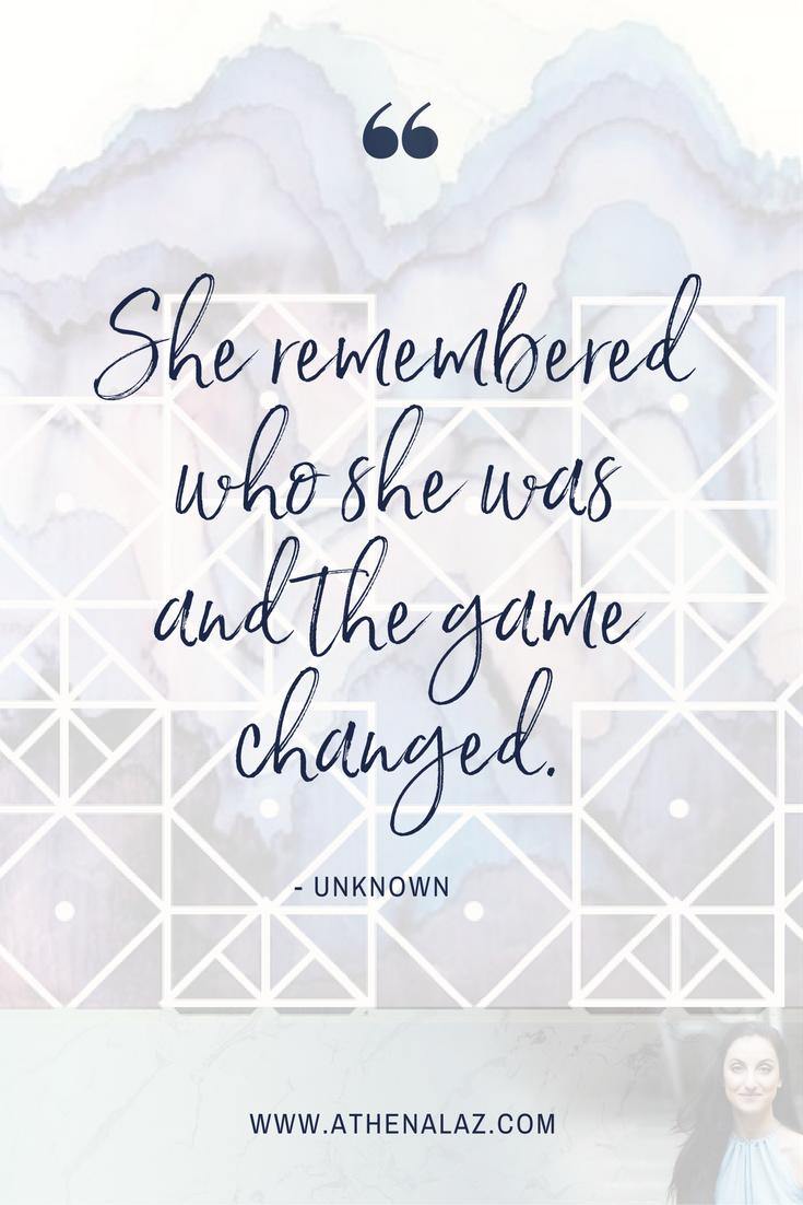 she power, inner power, woman rising, change, inspirational ...