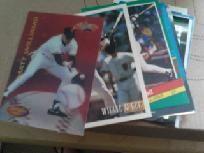15 san francisco giants baseball cards lot #4