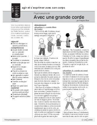 Préférence 68 jeux sportifs pour travailler la motricité en maternelle | Jeux  NY81