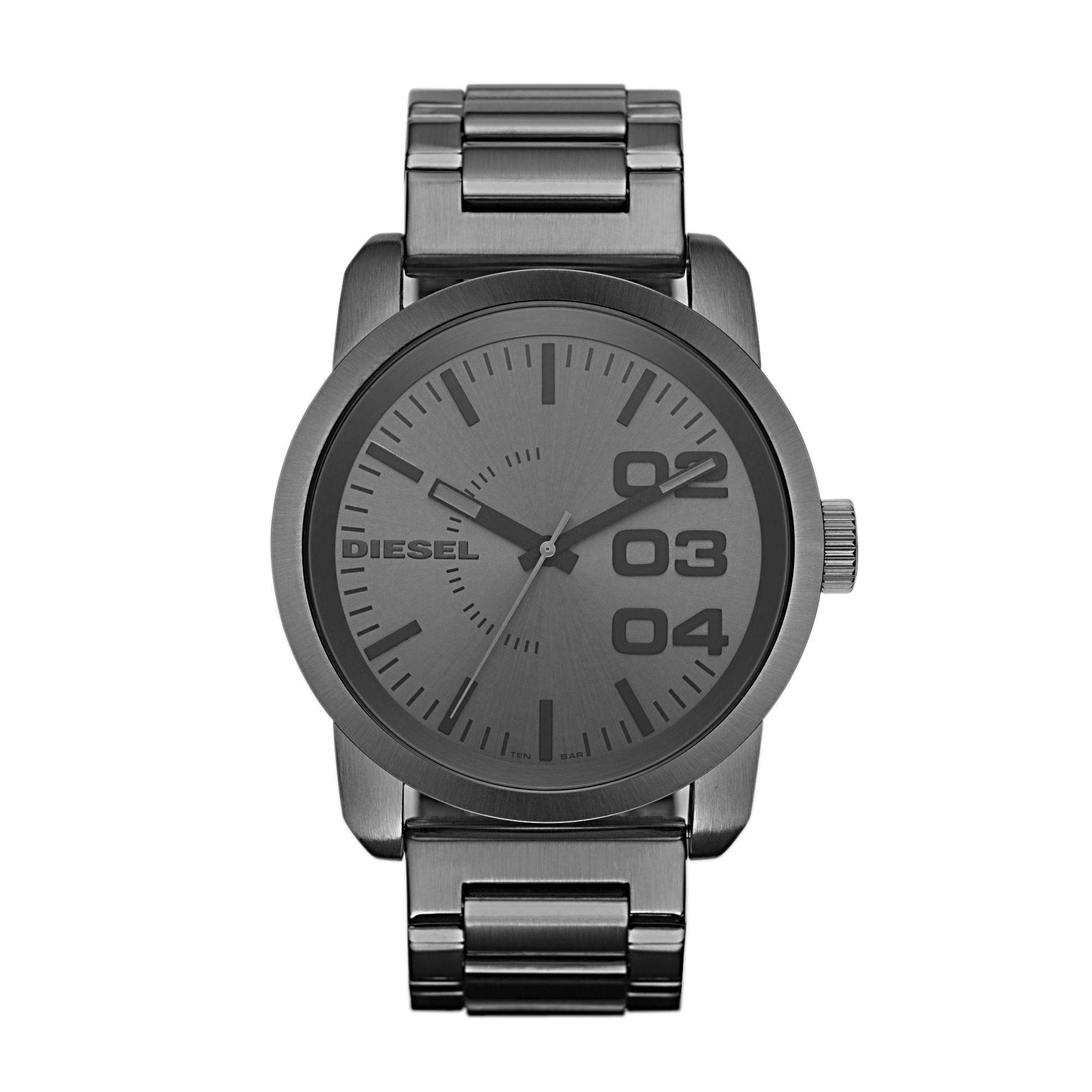diesel uhr dz1558 franchise 46 mit gravur diesel watches. Black Bedroom Furniture Sets. Home Design Ideas