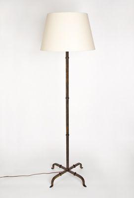 Robert Altman floor lamp