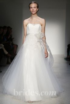 Brides: Christos - Fall 2013 | Bridal Runway Shows | Wedding Dresses and Style | Brides.com