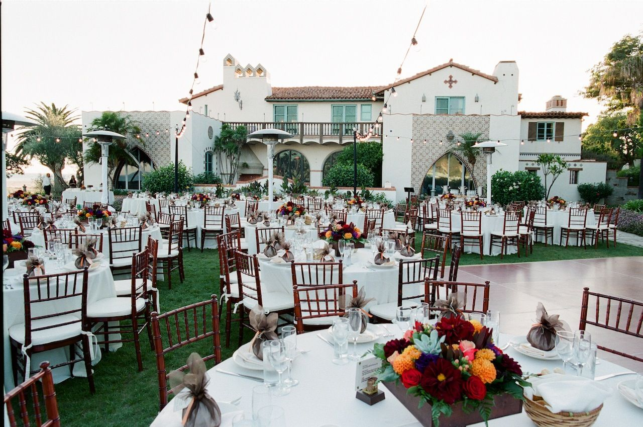 Malibu Wedding At Adamson House From Michael Anna Costa