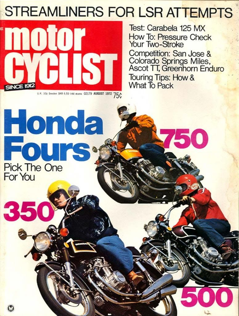 pictures of sohc scene back in the 70s and 80s bikes honda