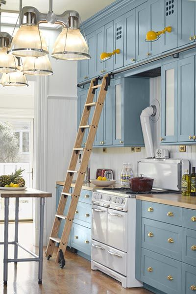 A Homegrown Kitchen Redo Is A Family Affair Storage Organization