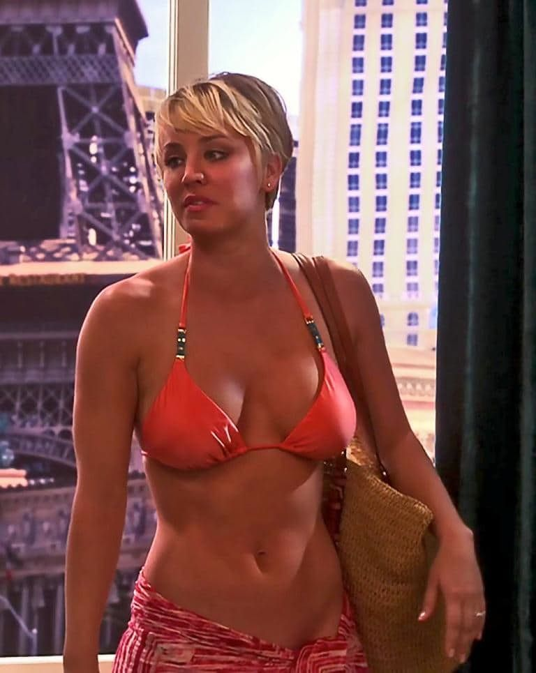 Image result for Kaley Cuoco without Top | Kaley cuoco ...