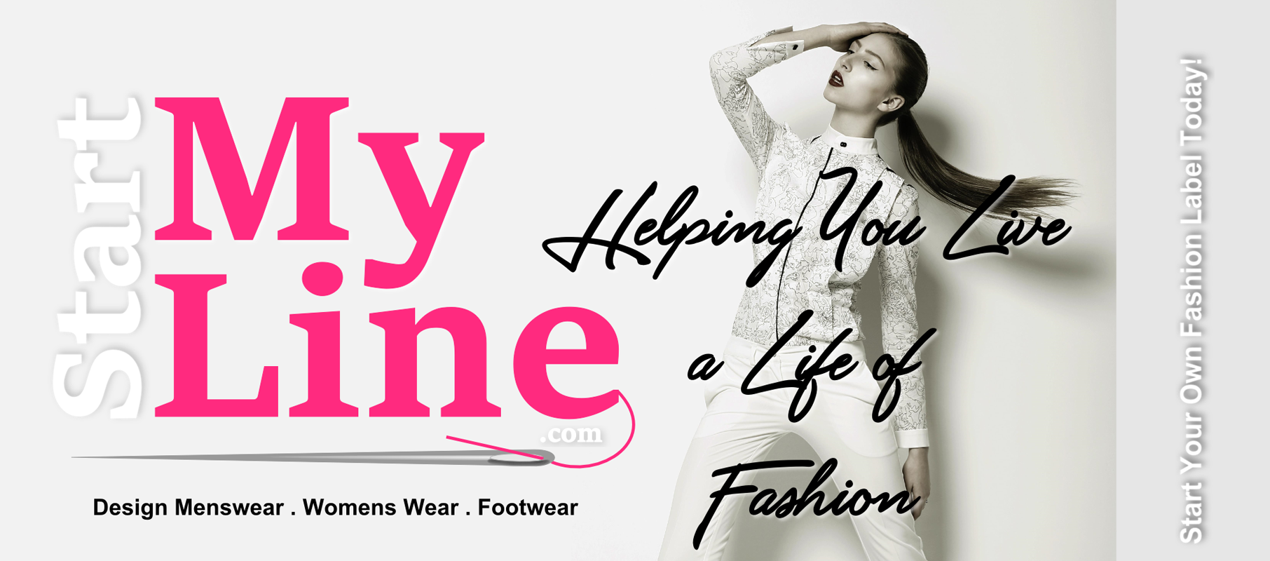 Be Sure To Check Out The New Www Startmyline Com The Beginners Guide To Launching A Clothing Line H Fashion Design Software Fashion Labels Business Fashion