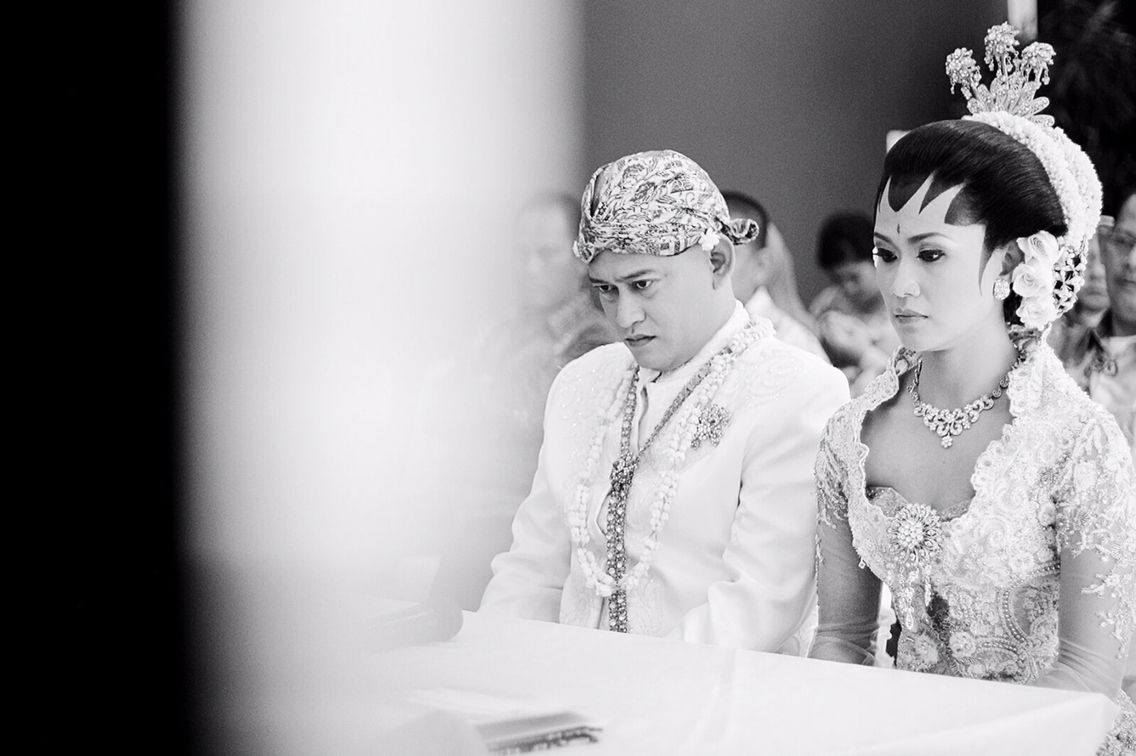 Alci & Syam's Wedding day.