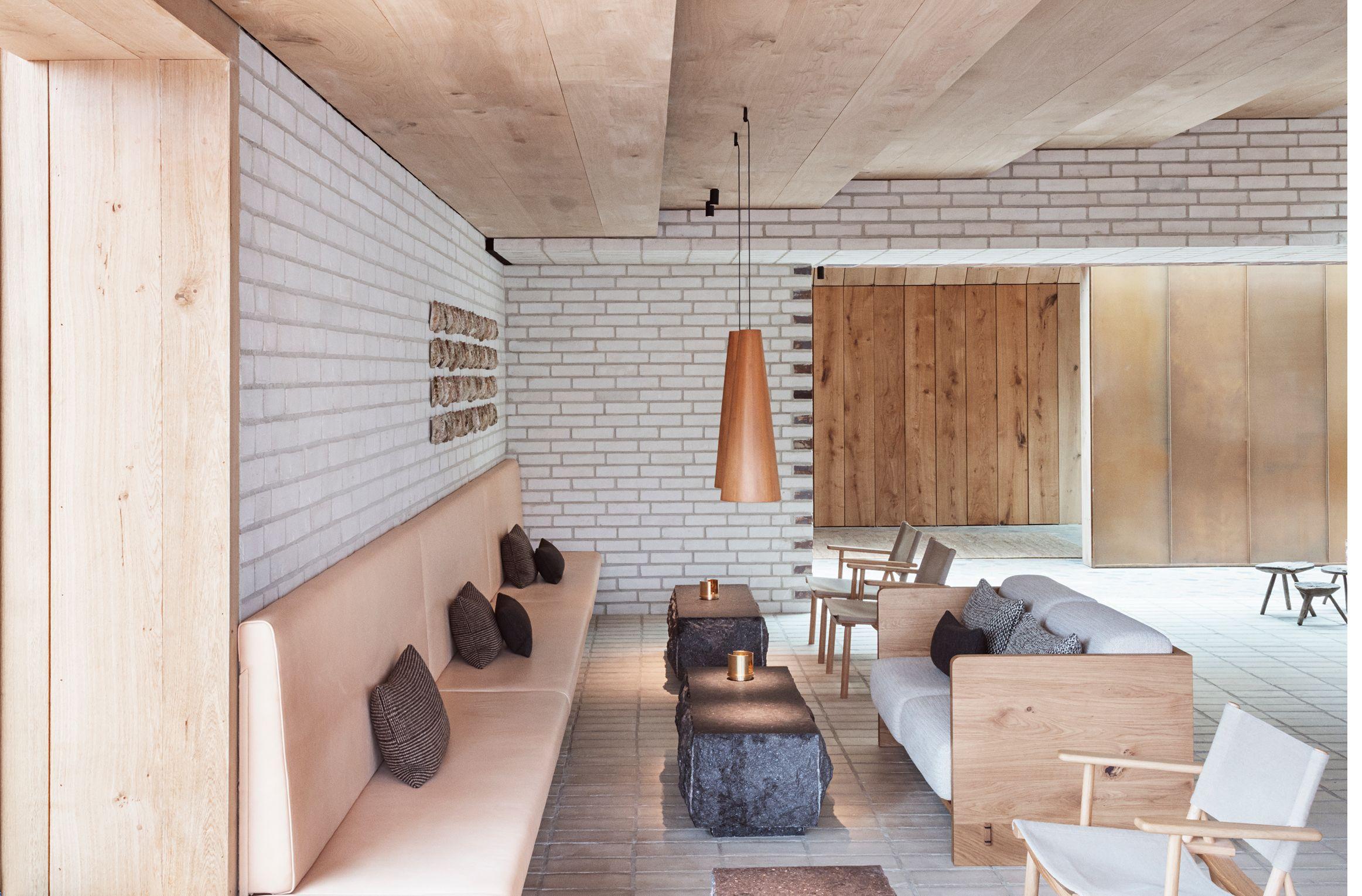 Noma Restaurant レストラン建築 レストランの内装 インテリアアイデア