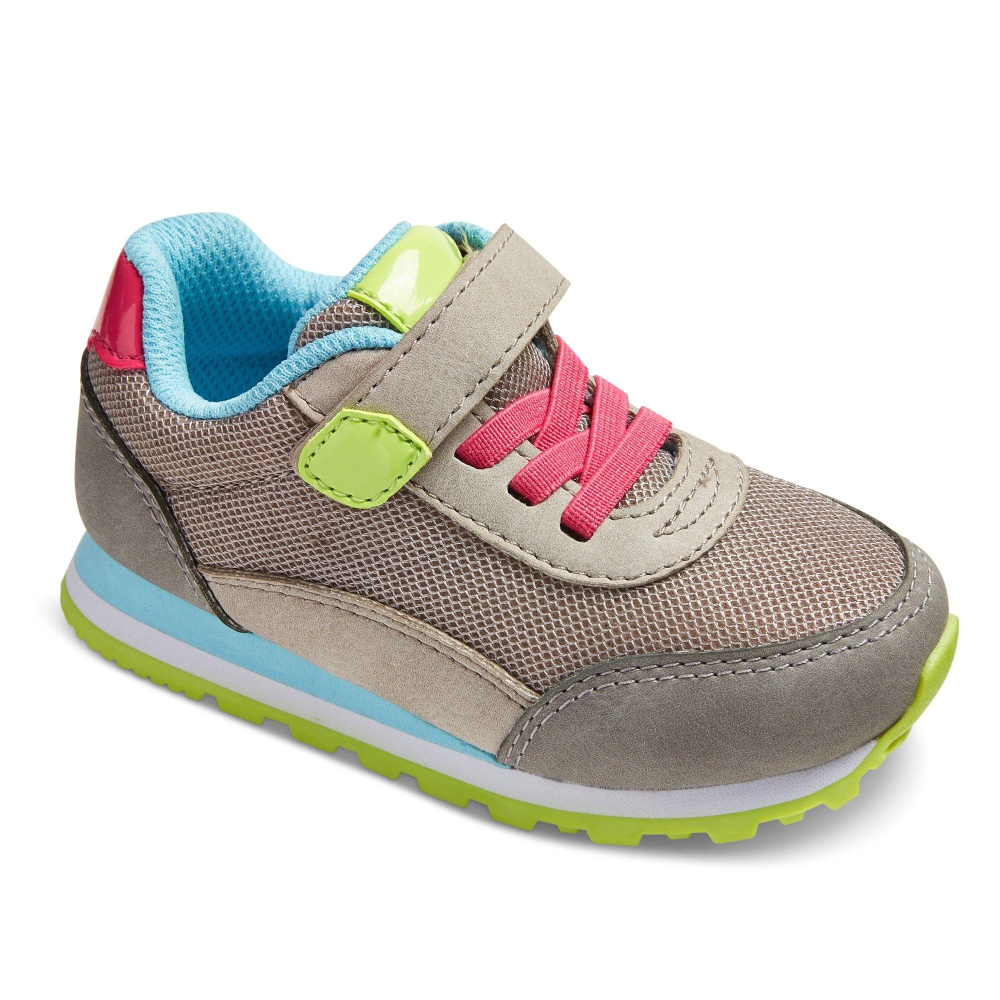 Toddler Girls Tabatha Sneakers 12 Cat & Jack Gray