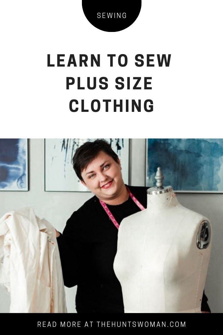 Photo of Online Class for Plus Size Sewing