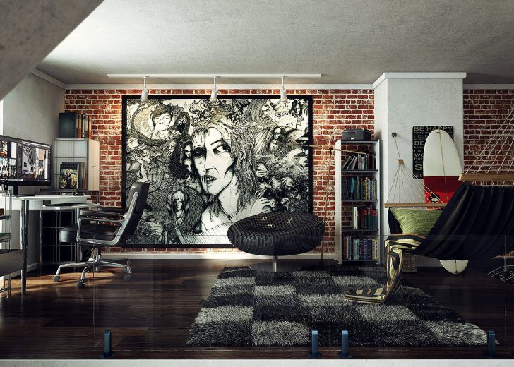 Apartment:Menu0027s Apartment Decor Ideas With Masculine Furniture Enchanting  Mens Apartment Art And Small Apartment