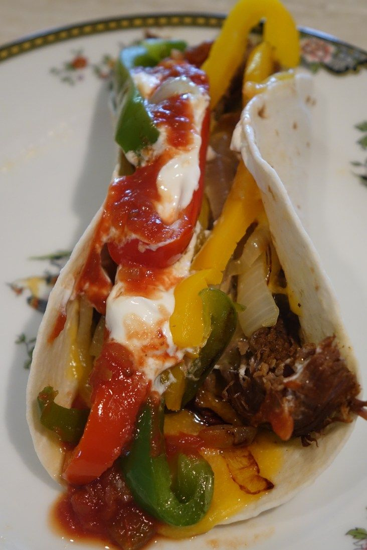 Fajitas Made To Sizzle Your Taste Buds!