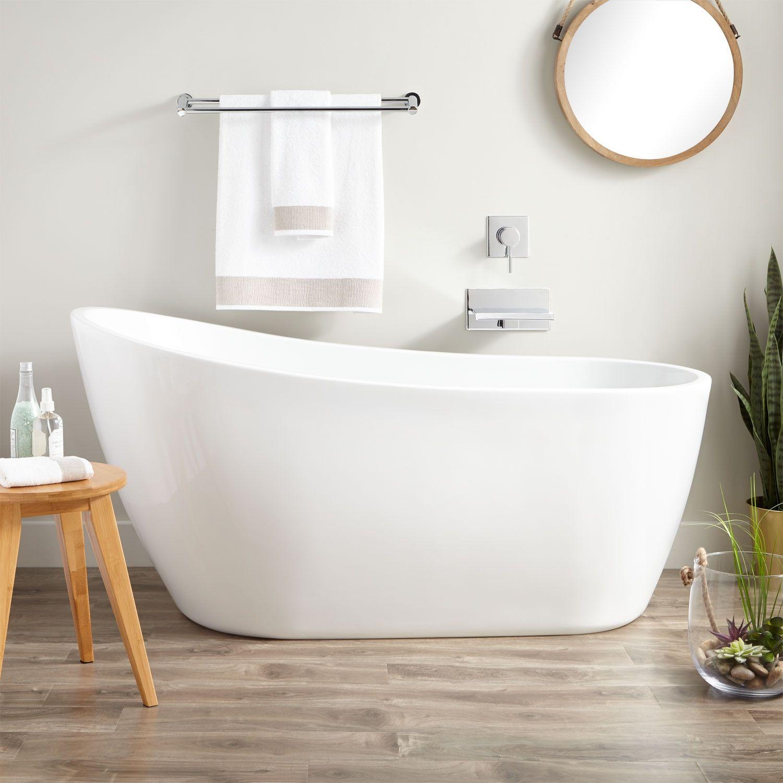 Sheba Acrylic Slipper Tub Slipper Tubs Acrylic Tub Slipper Tub